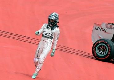 Formuła 1: Nico Rosberg wygrał w Austrii