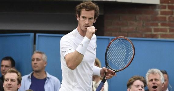 Andy Murray pokonał Kevina Andersona 6:3, 6:4 w finale turnieju ATP na kortach trawiastych Queen's Clubu w Londynie (pula nagród 1,7 mln euro). Brytyjski tenisista zwyciężył w tej imprezie po raz czwarty.
