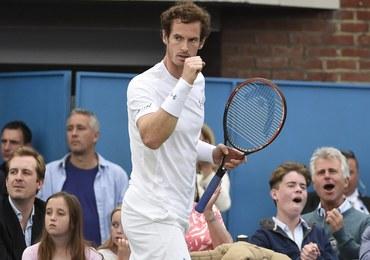 Andy Murray triumfuje w Londynie