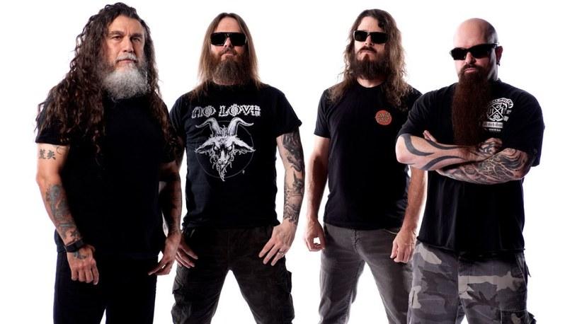 Slayer ujawnił szczegóły premiery nowego albumu.