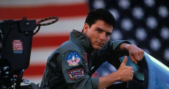 """Pogłoski o kontynuacji kultowego film lat 80. """"Top gun"""" zostały potwierdzone. Podobnie jak w produkcji z 1986 roku rolę główną pilota o pseudonimie Maverick ma zagrać Tom Cruise."""