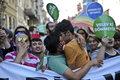 Policja rozpędziła paradę gejów w Stambule