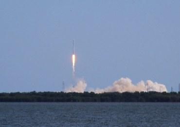 Katastrofa rakiety Falcon 9 w obiektywie korespondenta RMF FM