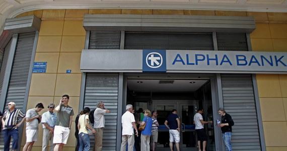 Po burzliwym poranku, kiedy 11 milionów Greków oraz turyści, nie mieli dostępu do gotówki, bankomaty w Atenach zaczęły ponownie działać. Nie ma jeszcze informacji, jak wygląda sytuacja w innych regionach kraju.