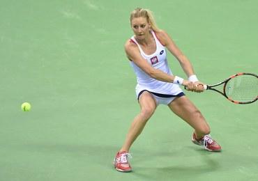 Wimbledon: Urszula Radwańska awansowała do drugiej rundy