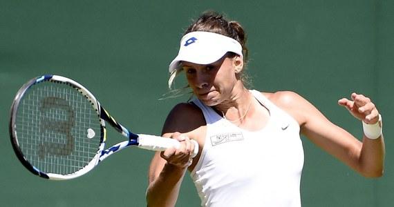 """""""Ból był za duży, żebym kontynuowała grę, choć to właściwie nawet nie byłaby gra. Nie miało to już żadnego sensu, wolałam nie ryzykować poważniejszego urazu"""" - powiedziała Magda Linette, która w meczu z japońską tenisistką Kurumi Narą w pierwszej rundzie wielkoszlemowego turnieju na trawiastych kortach Wimbledonu skreczowała z powodu kontuzji uda przy stanie 6:3, 3:6, 3:4."""