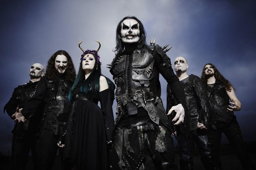 W połowie listopada w Katowicach wystąpi brytyjski Cradle Of Filth.
