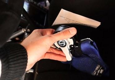 Bezpieczeństwo w samochodzie klasy WRC