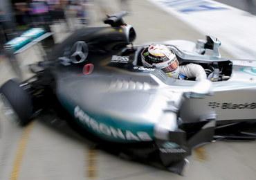 Formuła 1: Lewis Hamilton wywalczył pole position przed GP Wielkiej Brytanii