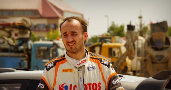 """""""Nie było jeszcze tak, żeby od początku do końca wszystko poszło gładko. Ale taki jest sport, takie rzeczy mogą się zdarzać"""" - tak mówił Robert Kubica po zakończonym 72. Radzie Polski. Tuz przed metą w samochodzie rajdowca pękła opona. Ostatecznie Kubica ukończył wyścig na ósmy miejscu. Zawody wygrał Francuz Sebastien Ogier."""