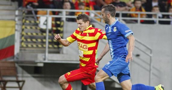 Aż 8:0 wygrali przed własną publicznością piłkarze Jagiellonii Białystok z litewskim FK Kruoja Pokroje i awansowali do drugiej rundy eliminacji Ligi Europejskiej. Pierwszą fazę przeszedł także Śląsk Wrocław, który w czwartkowym rewanżu wygrał u siebie ze słoweńskim NK Celje 3:1.