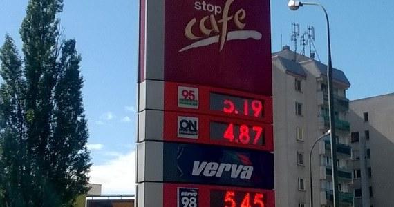 5 złotych za litr benzyny to już nie wyjątek, a codzienność. W tym tygodniu średnia cena bezołowiowej 95 w całym kraju przekroczyła 5 złotych - dokładnie o 6 groszy.