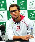 Puchar Davisa: Janowicz zacznie z Dołgopołowem