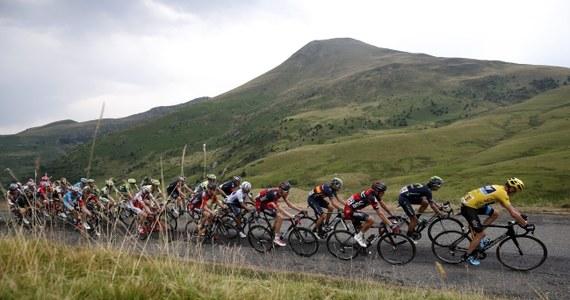 Hiszpan Joaquim Rodriguez z ekipy Katiusza wygrał w Plateau de Beille w Pirenejach 12. etap wyścigu kolarskiego Tour de France. Mistrz świata Michał Kwiatkowski (Ettix-Quick-Step) jechał w czołówce aż do połowy długiego podjazdu do mety.