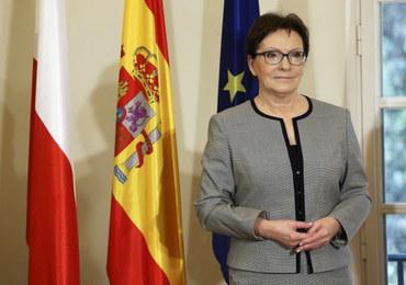 Kopacz zapewnia, że Polacy nie odczują skutków pomocy UE dla Grecji