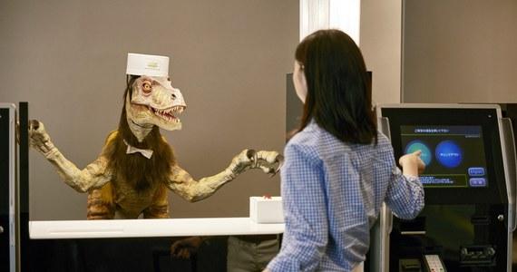 Na południowym zachodzie Japonii zostanie dziś otwarty hotel obsługiwany przez roboty. W hallu gości powita mechaniczny dinozaur, kobieta-android i robot-recepcjonista. Właściciele przekonują, że to pierwszy taki hotel na świecie.