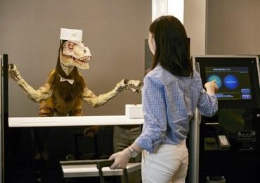 Hotel obsługiwany przez roboty? Takie cuda tylko w Japonii