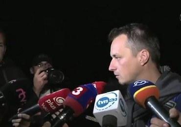 Katastrofa śmigłowca ratunkowego na Słowacji. Zginęły cztery osoby
