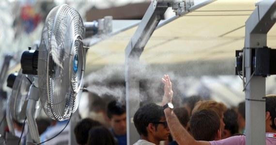 Trzeci, najwyższy, stopień alertu z powodu upałów obowiązuje dziś w 23 włoskich miastach. Władze ostrzegają, że temperatury, które przekroczą w wielu miejscach 40 stopni Celsjusza, mogą stanowić zagrożenie dla zdrowia.