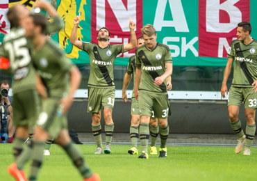 Ekstraklasa: Legia Warszawa pierwszym liderem