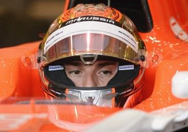 Formuła 1: Nikt nie otrzyma numeru Julesa Bianchiego
