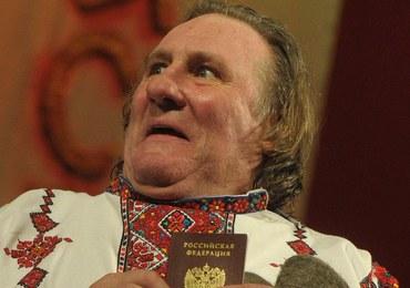 Depardieu utknął w windzie. Nie wytrzymała jego ciężaru...