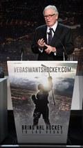 Las Vegas i Quebec chcą mieć klub w NHL