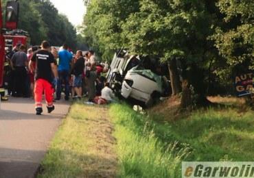 5 osób zginęło w wypadku ukraińskiego autokaru
