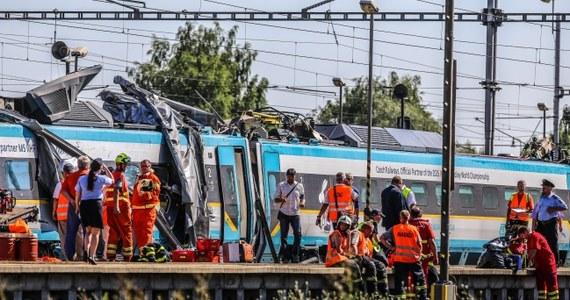 W nocy zmarła trzecia osoba poszkodowana w zderzeniu Pendolino z polską ciężarówką niedaleko Ostrawy w Czechach. 20 osób jest rannych.