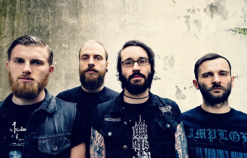 Niemiecka grupa Downfall Of Gaia zagra w połowie sierpnia w Krakowie.