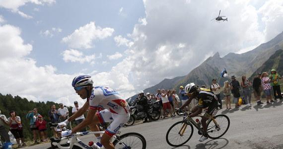 Francuz Thibaut Pinot z ekipy FDJ wygrał w Alpe d'Huez przedostatni, królewski etap wyścigu Tour de France. Drugie miejsce zajął próbujący sięgnąć po koszulkę lidera Kolumbijczyk Nairo Quintana (Movistar), który jednak wyścig zakończy na drugiej pozycji.