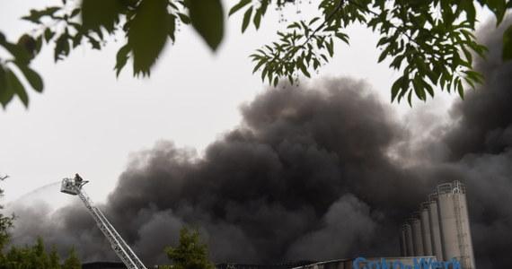 Zespół specjalistów zbada zgliszcza zakładu przy ulicy Dąbrowskiego w Łodzi, by ustalić przyczynę pożaru. Pod uwagę brane są zaprószenie ognia lub usterka w czasie produkcji. Ogień strawił halę o powierzchni niemal 7 tysięcy metrów kwadratowych.