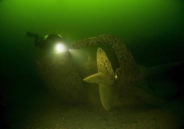 Wrak rosyjskiego okrętu podwodnego u wybrzeży Szwecji