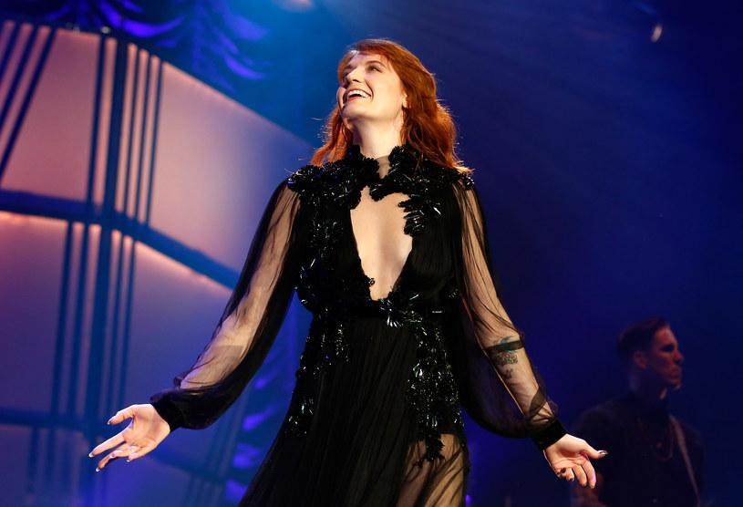 Najbliższy koncert Florence & The Machine w Łodzi został wyprzedany. Muzycy przyjadą do Polski 12 grudnia i wystąpią w Atlas Arenie.