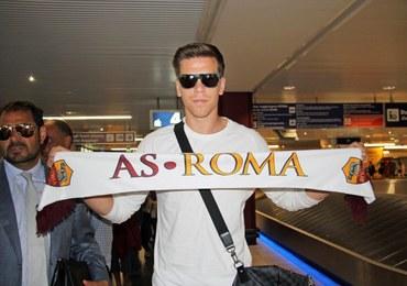 """Szczęsny już oficjalnie w AS Roma. """"Oddam klubowi serce i duszę"""""""