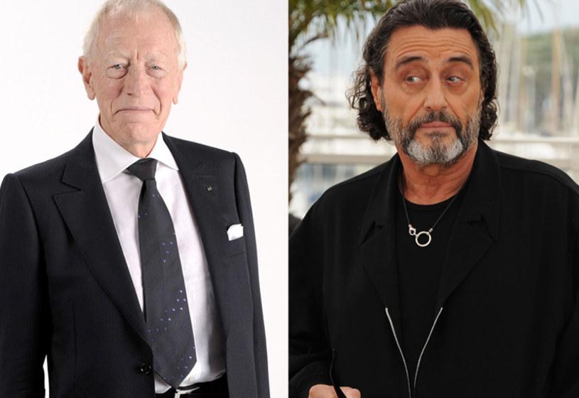 """Gwiazdy kina Max von Sydow i Ian McShane dołączyli do obsady szóstego sezonu """"Gry o tron"""", jednego z najpopularniejszych obecnie seriali."""