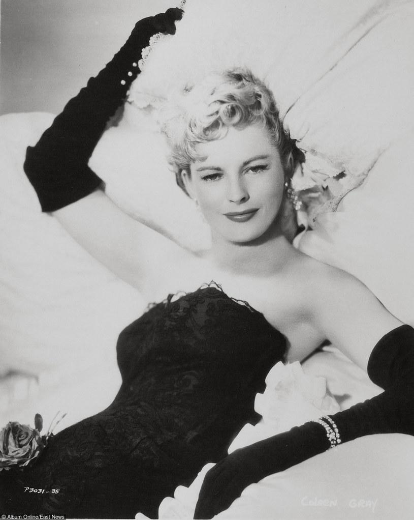 """Coleen Gray, odtwórczyni głównej roli kobiecej w filmie Stanleya Kubricka """"Zabójstwo"""", zmarła w swoim domu w Bel Air. Aktorka miała 92 lata."""