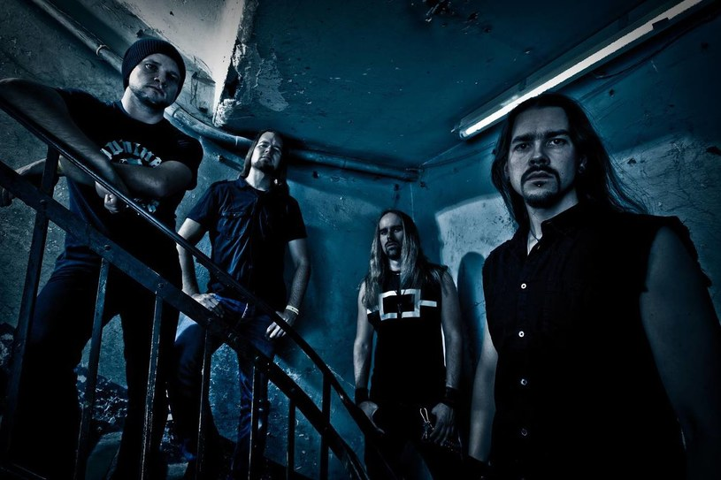 W październiku dwa koncerty w naszym kraju zagra fińska grupa Insomnium.