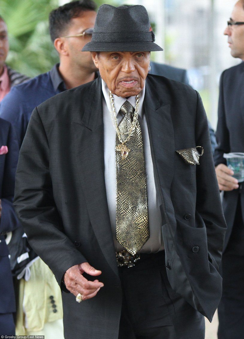 Po ok. tygodniu ze szpitala w Sao Paolo w Brazylii został wypisany 87-letni Joe Jackson, senior rodu Jacksonów.