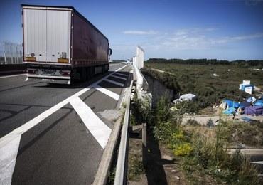 Gigantyczne kary dla kierowców przewożących nielegalnych imigrantów