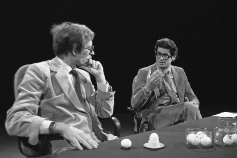 """Program """"Sonda"""" był prawdziwym fenomenem. Jego gospodarze - Andrzej Kurek i Zdzisław Kamiński - w przystępny sposób ukazywali świat nauki i techniki oraz oddziaływali na wyobraźnię widzów. Przed nimi nikt nie prezentował problemów nauki i techniki w formie show."""