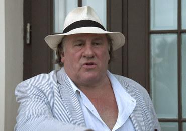 Depardieu wśród artystów zakazanych na antenie radia i tv