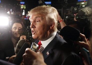 Donald Trump pokłócił się z powodu wypowiedzi o menstruacji