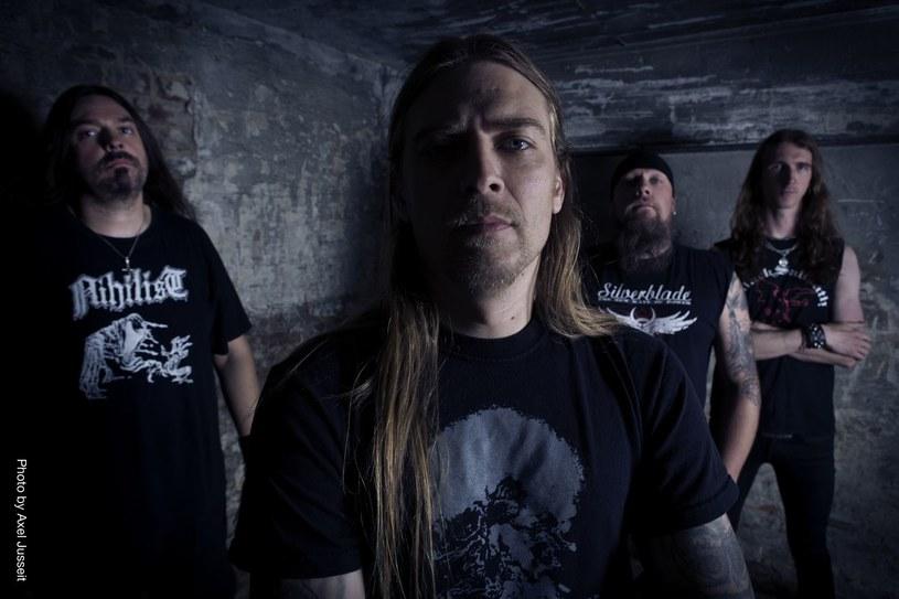 Weterani szwedzkiego death metalu z Grave zakończyli nagrania nowej płyty.