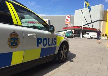 Matka i syn ofiarami nożownika w IKEA. Zatrzymano dwóch sprawców