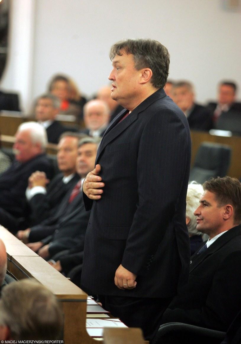 Choć deklarował zerwanie z polityką, Krzysztof Cugowski ponownie zamierza startować w wyborach do Senatu.