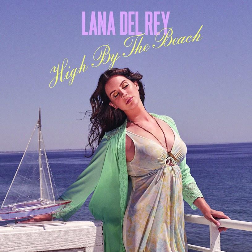 """Pierwszym oficjalnym singlem z nadchodzącej płyty """"Honeymoon"""" Lany Del Rey jest """"High By The Beach"""". Nagrania możecie posłuchać poniżej."""