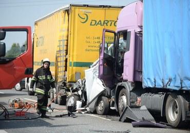Wypadek na Mazowszu. Są ofiary