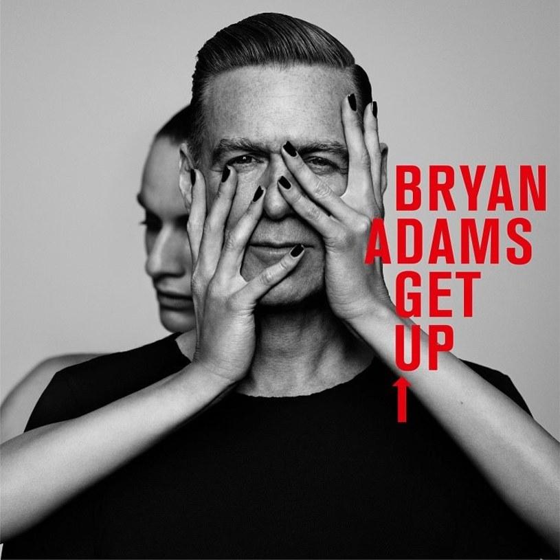 """16 października pojawi się nowy album Bryana Adamsa - """"Get Up"""". Będzie to pierwsze wydawnictwo Kanadyjczyka z premierowymi piosenkami od płyty """"11"""" z 2008 roku."""