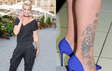Tatuaże ładne Mobilny Pomponikpl